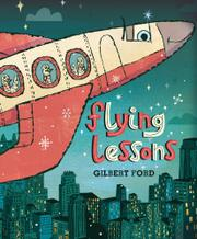Cover art for FLYING LESSONS