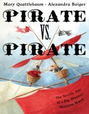 PIRATE VS. PIRATE by Mary Quattlebaum