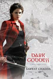 Cover art for DARK GODDESS