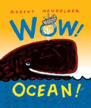 Cover art for WOW!  OCEAN!