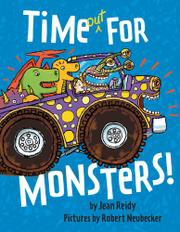 Cover art for TIME OUT FOR MONSTERS!