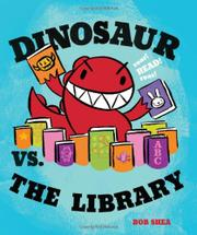Cover art for DINOSAUR VS. THE LIBRARY
