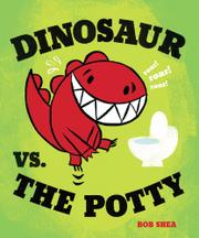 Cover art for DINOSAUR VS. THE POTTY