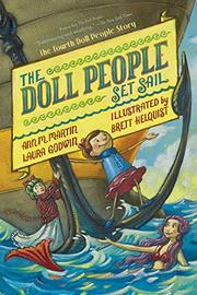 THE DOLL PEOPLE SET SAIL by Ann M. Martin