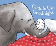 Cover art for CUDDLE UP, GOODNIGHT