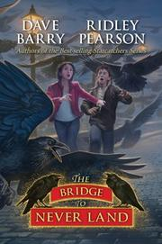Cover art for THE BRIDGE TO NEVER LAND