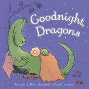 Cover art for GOODNIGHT, DRAGONS