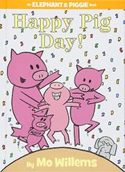 Cover art for HAPPY PIG DAY!
