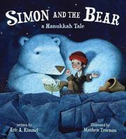 SIMON AND THE BEAR by Eric A. Kimmel