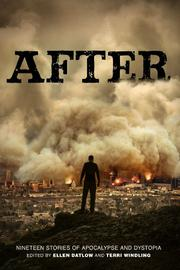 Cover of After, Datlow & Windling