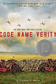 Cover art for CODE NAME VERITY