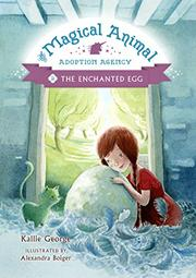 THE ENCHANTED EGG by Kallie George