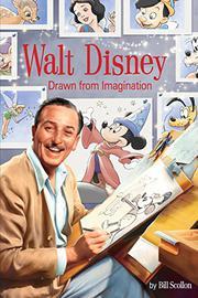 WALT DISNEY by Bill Scollon
