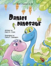 DANIEL DINOSAUR by Daryl K. Cobb