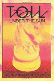 Cover art for TOIL UNDER THE SUN
