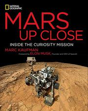 MARS UP CLOSE by Marc Kaufman