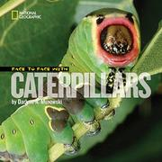 Cover art for FACE TO FACE WITH CATERPILLARS