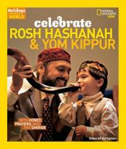 Cover art for CELEBRATE ROSH HASHANAH & YOM KIPPUR
