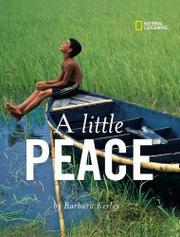 Book Cover for A LITTLE PEACE