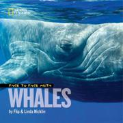 Cover art for FACE TO FACE WITH WHALES