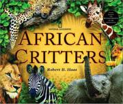 Cover art for AFRICAN CRITTERS