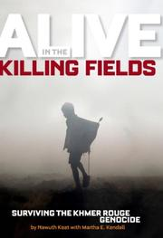 Cover art for ALIVE IN THE KILLING FIELDS