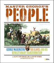 Book Cover for MASTER GEORGE'S PEOPLE