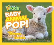 Cover art for BABY ANIMAL POP!