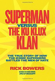 Cover art for SUPERMAN VERSUS THE KU KLUX KLAN
