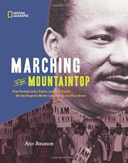 Cover art for MARCHING TO THE MOUNTAINTOP