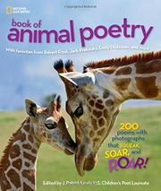 Cover art for NATIONAL GEOGRAPHIC BOOK OF ANIMAL POETRY