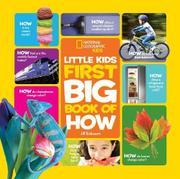 LITTLE KIDS FIRST BIG BOOK OF HOW by Jill Esbaum