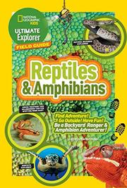 REPTILES & AMPHIBIANS by Catherine Herbert Howell