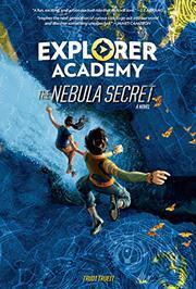 THE NEBULA SECRET by Trudi Trueit