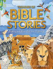 TREASURY OF BIBLE STORIES by Donna Jo Napoli