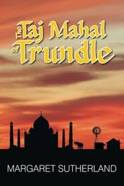 Cover art for THE TAJ MAHAL OF TRUNDLE