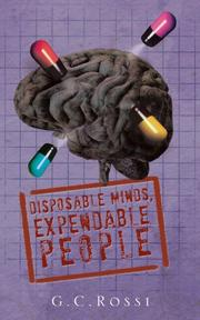 Book Cover for DISPOSABLE MINDS, EXPENDABLE PEOPLE