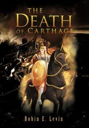 Cover art for THE DEATH OF CARTHAGE