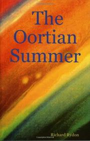 THE OORTIAN SUMMER by Richard Rydon
