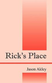 Book Cover for RICK'S PLACE
