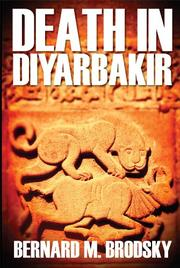 Cover art for DEATH IN DIYARBAKIR