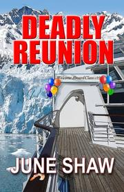 Cover art for DEADLY REUNION