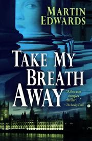 Cover art for TAKE MY BREATH AWAY