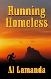 Book Cover for RUNNING HOMELESS