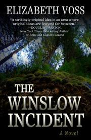 Cover art for THE WINSLOW INCIDENT