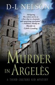 Cover art for MURDER IN ARGELÈS