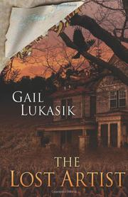 THE LOST ARTIST by Gail Lukasik