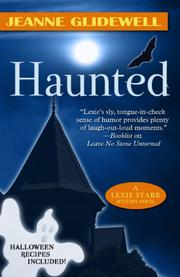 HAUNTED by Jeanne Glidewell