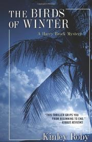 Book Cover for BIRDS OF WINTER