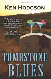 TOMBSTONE BLUES by Ken Hodgson